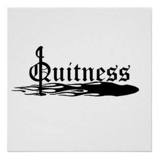 Le Quitness Posters