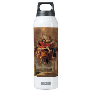 Le Ravissement de Saint Paul 1650 by Poussin 16 Oz Insulated SIGG Thermos Water Bottle
