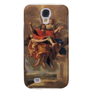 Le Ravissement de Saint Paul 1650 by Poussin Galaxy S4 Cases