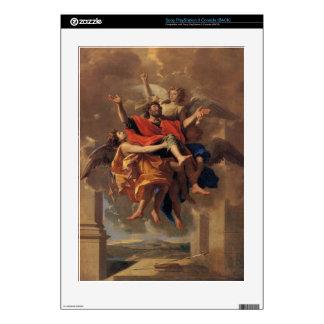Le Ravissement de Saint Paul 1650 by Poussin Decal For PS3