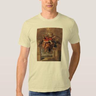 Le Ravissement de Saint Paul 1650 by Poussin Tshirt