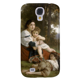 Le Repos The Rest William-Adolphe Bouguereau Samsung Galaxy S4 Case