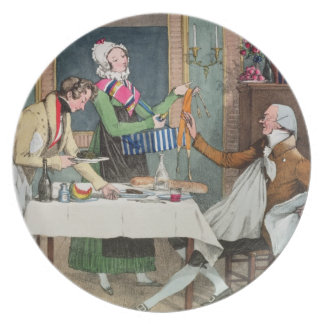 Le Restaurant, pub. by Rodwell and Martin, 1820 (c Plates