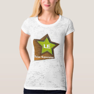 LE Salsa Superstar Projecting Star T T-Shirt