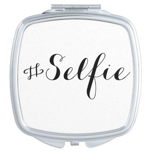 Le Selfie Compact Vanity Mirror
