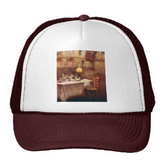 Le Sidaner: Table in Evening Trucker Hat