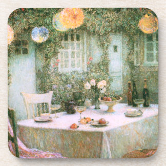 Le Sidaner: Table with Lanterns Coaster