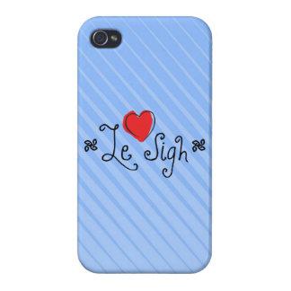 Le Sigh iPhone 4 Case