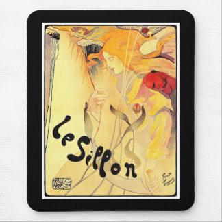 Le Sillon, Fernand Toussaint Mouse Pad