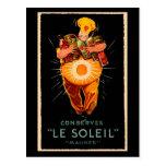 Le Soleil Conserves Tarjeta Postal