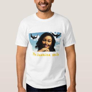 Le sourire de Jasmina(Full HD), The Jasmina smile T-shirt