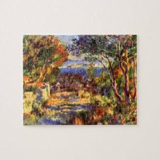Le Staque by Pierre Renoir Puzzle