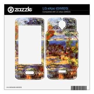 Le Staque by Pierre Renoir Skin For The LG eXpo