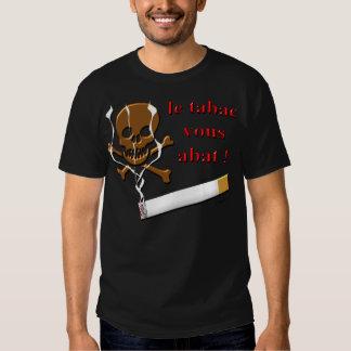 le tabac vous abat tees
