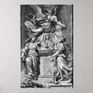 'Le Theatre de P. Corneille Poster