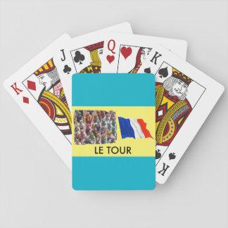 Le Tour Deck Of Cards