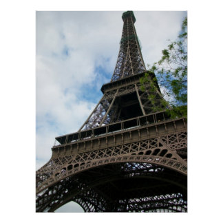 Le Tour Eiffel | The Eiffel Tower Poster