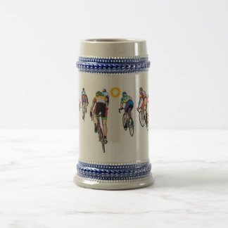 Le Tour Beer Steins