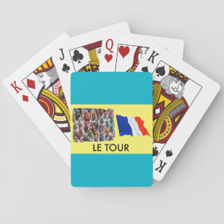 Le Tour Playing Cards