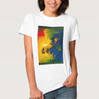 Le Trefle A Quatre Feuilles - Automobiles Brasier T-Shirt