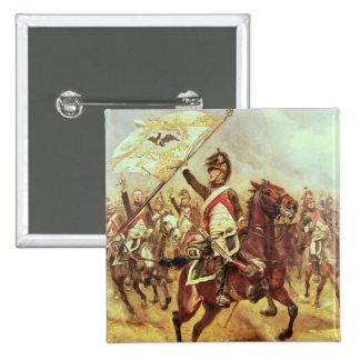 'Le Trophee', 1806, 4th Dragoon Regiment, 1898 Button