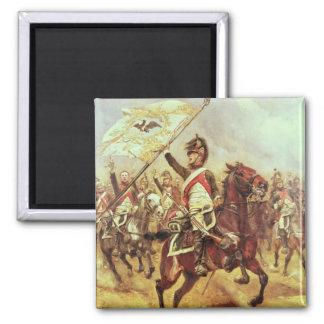 'Le Trophee', 1806, 4th Dragoon Regiment, 1898 Magnet
