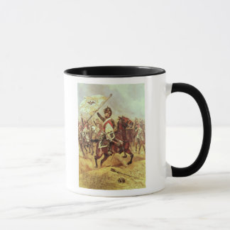 'Le Trophee', 1806, 4th Dragoon Regiment, 1898 Mug