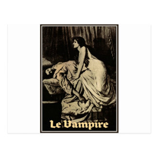 Le Vampire by Burne-Jones 1897 Postcard