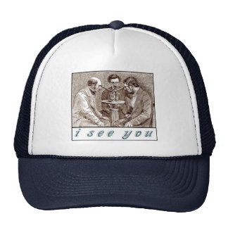 le veo gorra