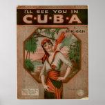 Le veré en CUBA Poster