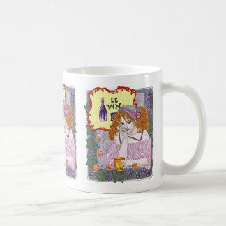 Le Vin Coffee Mug