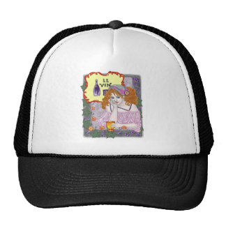 Le Vin col Trucker Hat
