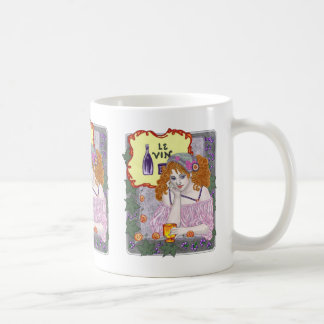 Le Vin Deux Coffee Mug