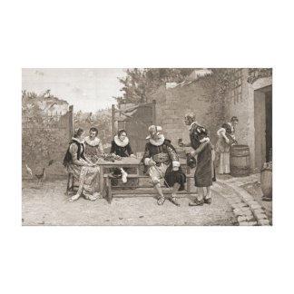 Le Vin Nouveau 1894 Impresiones En Lona
