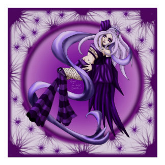 Le-violet Poster