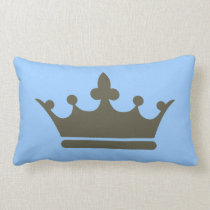 Le Vogue Crown COLOR & STYLE OPTIONS - Lumbar Pillow