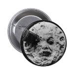 Le voyage dans la lune 2 inch round button