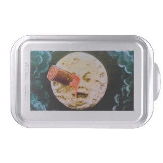 """""""Le Voyage dans la Lune"""" """"A Trip to the Moon"""" Cake Pan"""