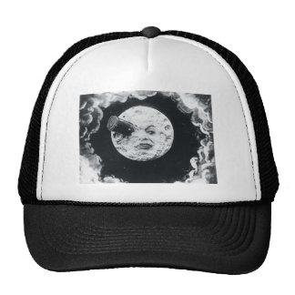 Le Voyage dans la Lune A Trip to the Moon Trucker Hat