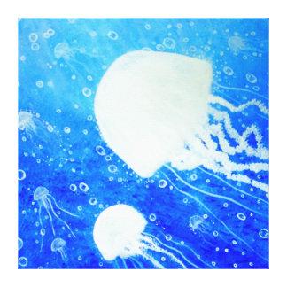 Le Voyage de Neptune Impresión En Lona Estirada