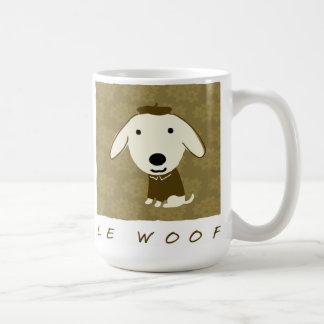 Le Woof Coffee Mug