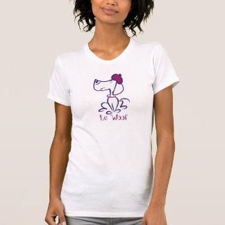 Le Woof Doxie T-Shirt