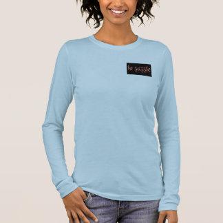 le zazzle apparel long sleeve T-Shirt