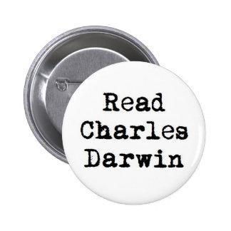 Lea a Charles Darwin Pins