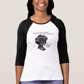 Lea a Jane Austen Camisetas