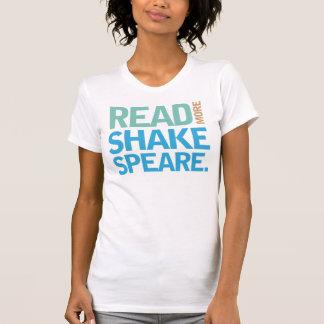 Lea a más Shakespeare Camisetas