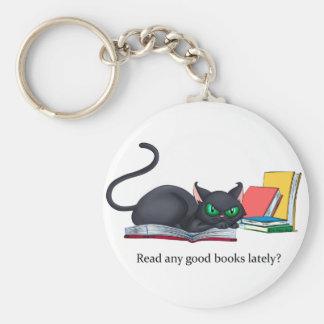 ¿Lea cualquier buen libro últimamente? Llavero