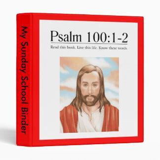 Lea el 100 1 del salmo de la biblia - 2
