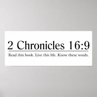 Lea el 16 9 de las crónicas de la biblia 2 impresiones