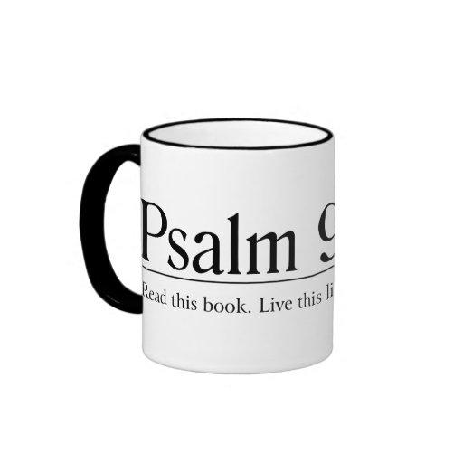 Lea el 90:1 del salmo de la biblia - 2 tazas